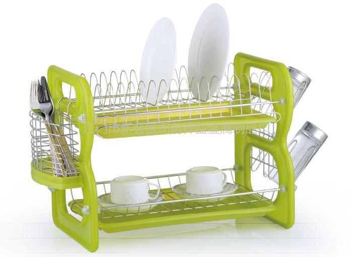 铁线碗碟架