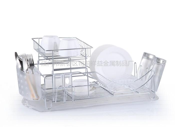 不锈钢碗碟架