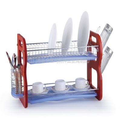 碗碟架的制作方法
