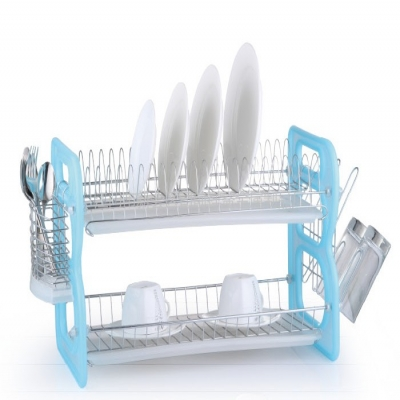 铁线碗碟架清洁频率