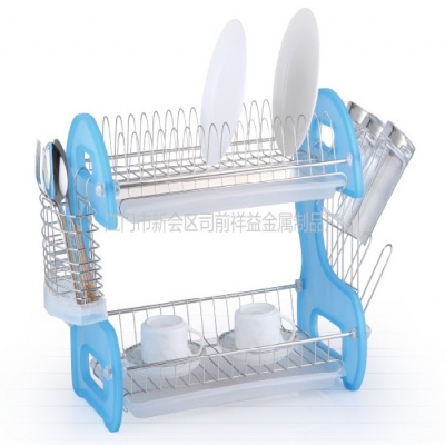 This is the best reason why you should use a wire dish rack.