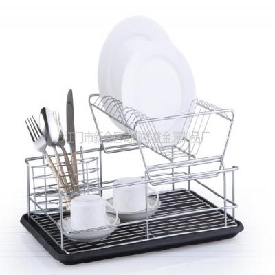 厨房铁线碗碟架的特点有哪些?