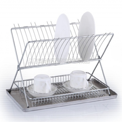 What kind of stainless steel dish rack should I choose?